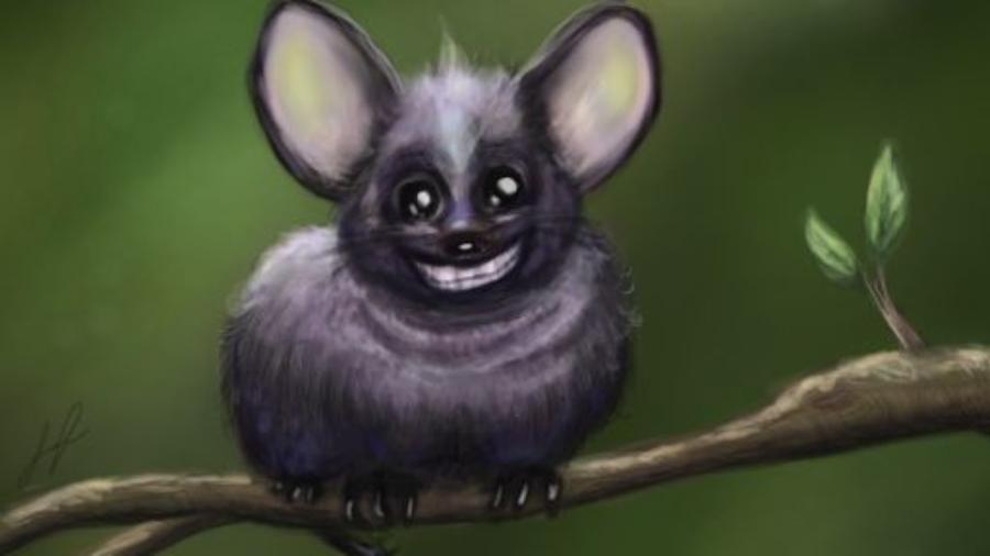 Happy critter by Jennloop
