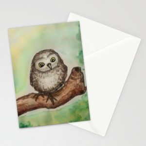 Buy Baby Owl Cards