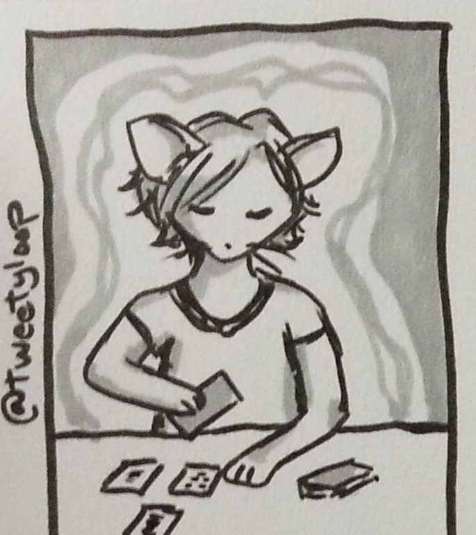 My Mouse Day comic
