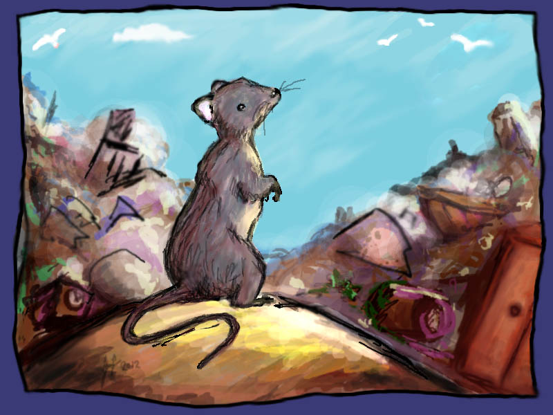 Rat's Kingdom by Jennloop