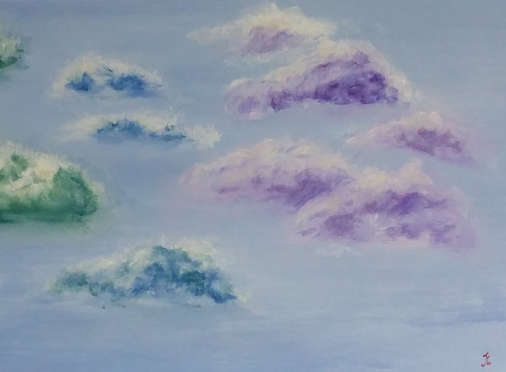 Rainbow Clouds 3